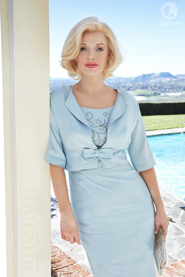 Kelli Garner Marilyn Monroe photo