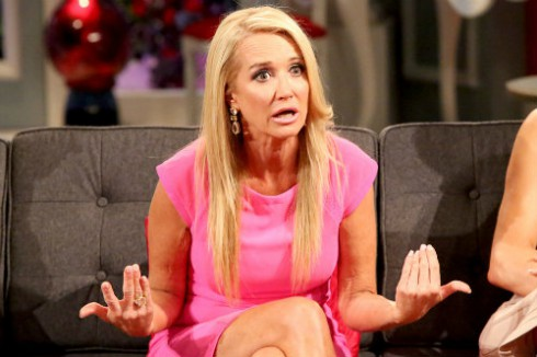 Kim Richards RHOBH Reunion 2015