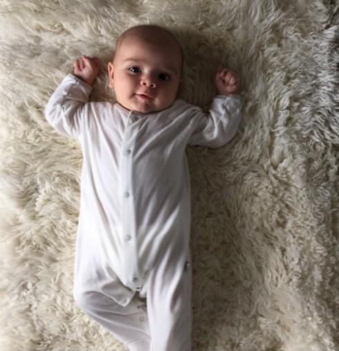 Kourtney Kardashian First Photo Reign Aston Disick