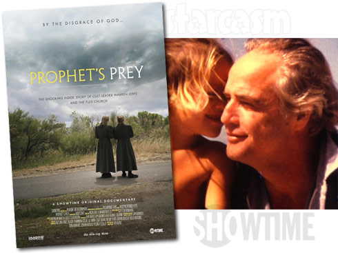 Showtime documentaries Listen To Me Marlon Brando Prophet's Prey get theatrical releases