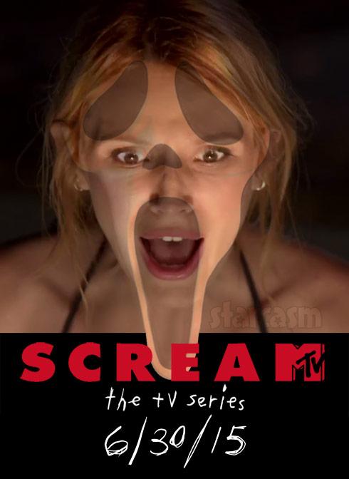 MTV Scream the TV series