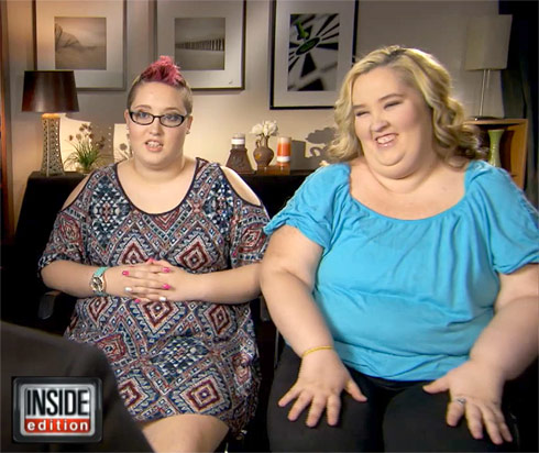 Mama June Pumpkin Lauryn Shannon bisexual