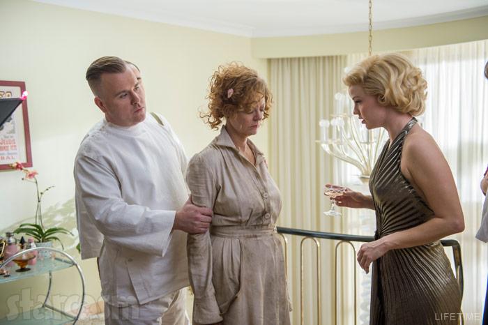 Secret Life of Marilyn Monroe Susan Sarandon as Gladys Mortenson