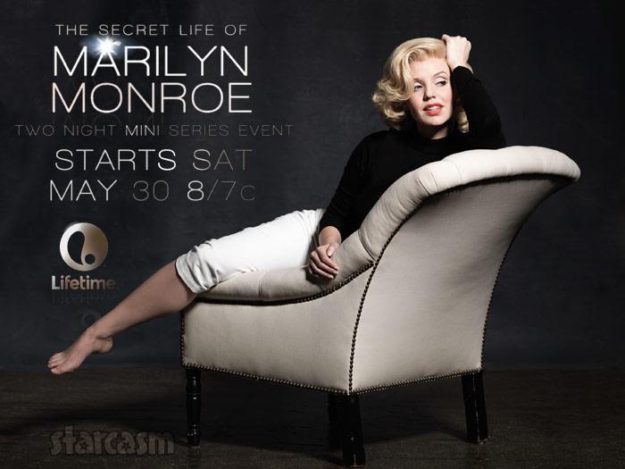 The Secret Life of Marilyn Monroe Lifetime miniseries