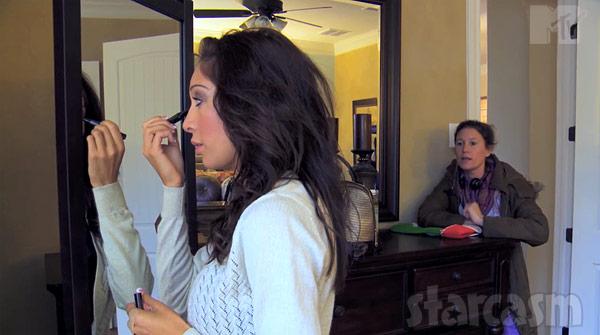 Teen Mom OG Farrah Abraham and producer Heather