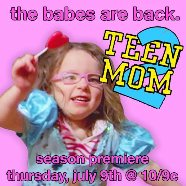 Teen Mom 2 Season 6 premiere date July 9 Ali