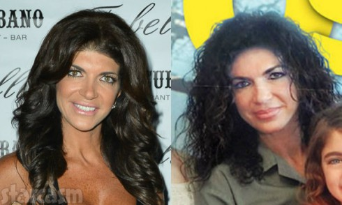 Teresa Giudice Before and After Prison