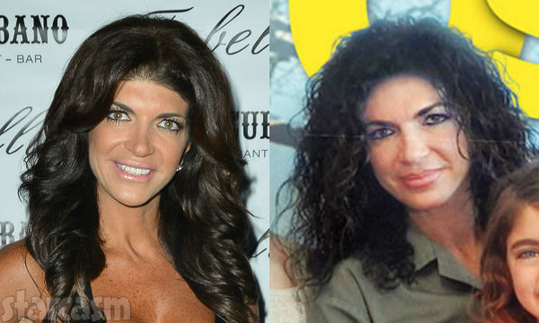 Photo Teresa Giudice In Prison Plus Her First Interview