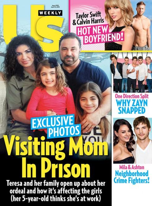 Teresa Giudice in Prison - Us Weekly