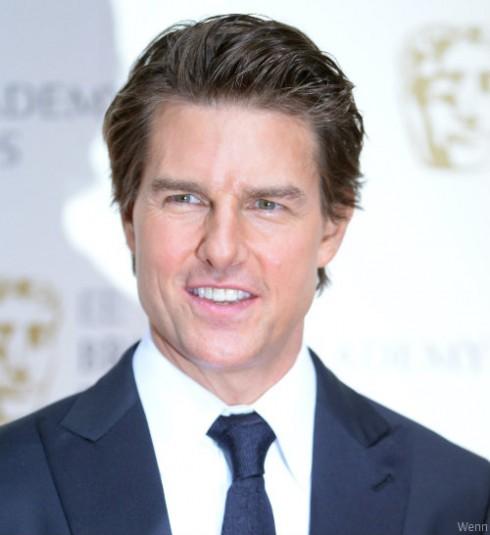 Tom Cruise - Does he see Suri Cruise