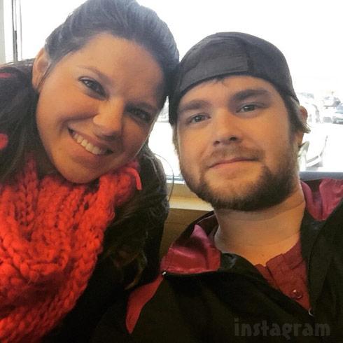 Amy Duggar and boyfriend Dillon King