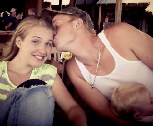 Anna Cardwell Husband Michael