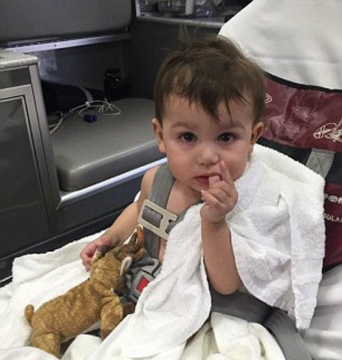 Baby Found in Nebraska Dumpster