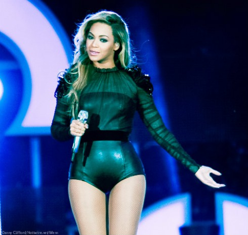 Beyonce Before Weight Loss 2013