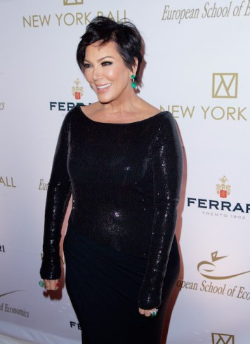 The New York Ball: The 20th Anniversary Benefit for the European School of Economics at Trump Tower in New York City Featuring: Kris Jenner Where: New York City, New York, United States When: 19 Nov 2014 Credit: Alberto Reyes/WENN.com