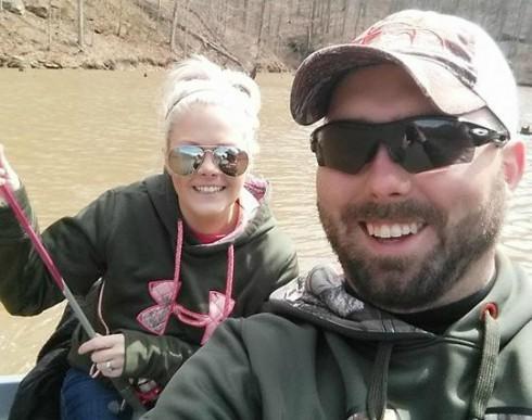 Corey and Miranda Simms Pregnant