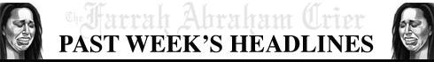Farrah Abraham Crier headlines