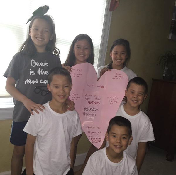 Does Jon Gosselin have custody of his children?