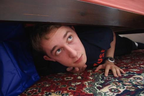 Hiding One