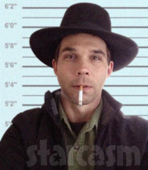 Jeremiah Raber arrest mug shot fake