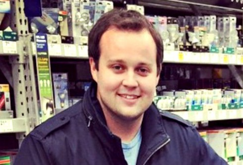 Josh Duggar's Police Record Expunged