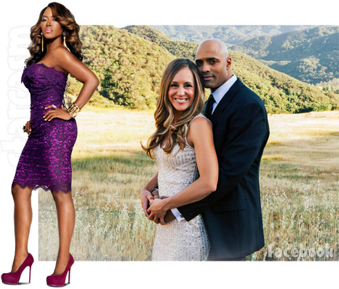 Kenya Moore fiance James Freeman's wife Jaimi Gregory Freeman speaks out