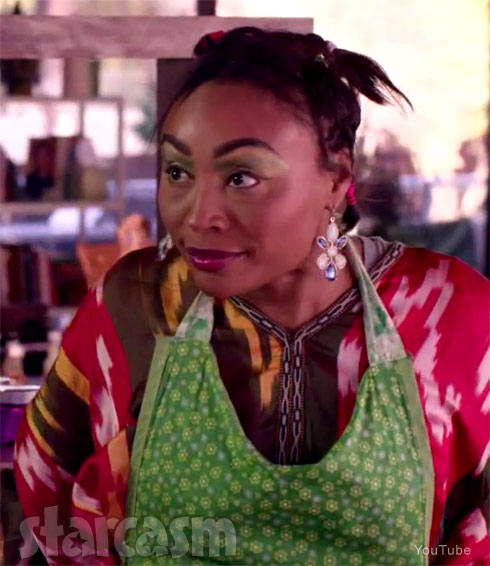 Life Twirls On Cynthia Bailey Jamaican CeeCee