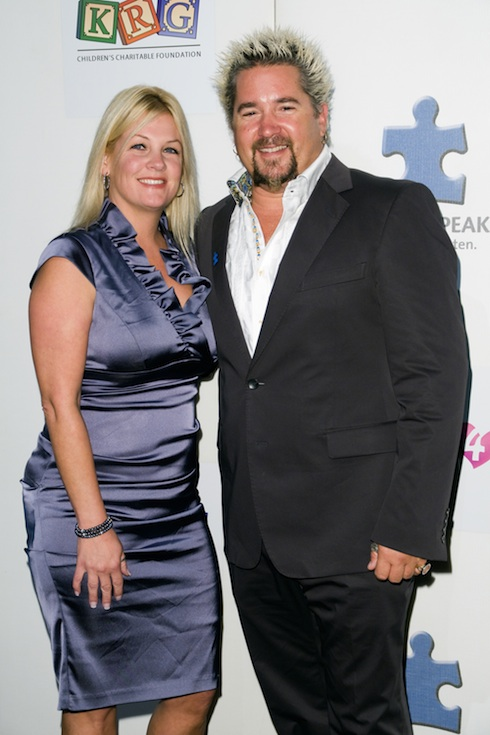 who is lori fieri guy fieri 39 s wife. Black Bedroom Furniture Sets. Home Design Ideas