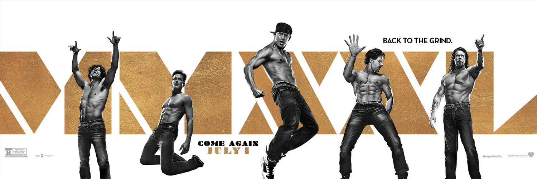 Magic Mike XXL Twitter banner