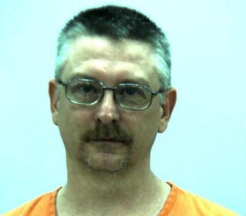 Mark Potts Arrested Mug Shot