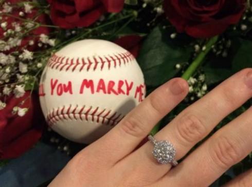 Melissa Dohme Engagement Ring