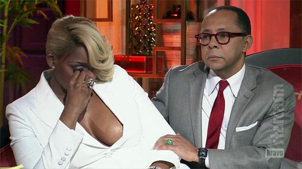 NeNe Leakes Reunion breakdown doctor therapist