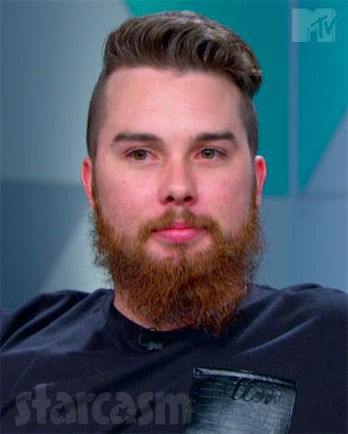 Maci Bookout boyfriend Taylor McKinney beard