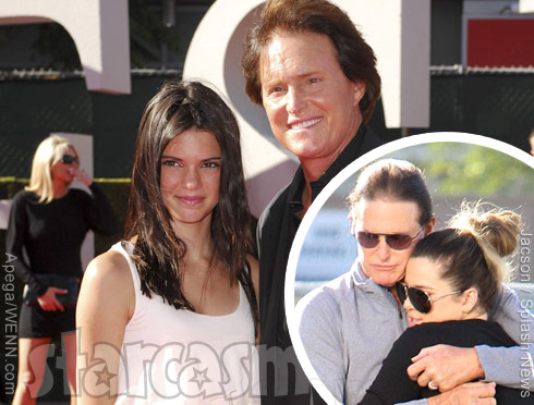 Caitlyn Jenner Kendall Jenner Khloe Kardashian Happy Father's Day