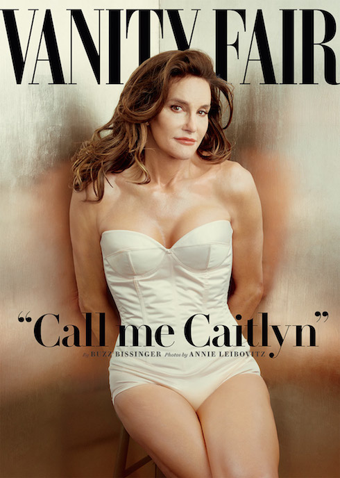 Caitlyn Jenner appears on the front cover of Vanity Fair, with the headline 'Call me Caitlyn'. The former decathlete, previously known as Bruce Jenner, gave her first interview since undergoing gender transition surgery on 15 March, 2015, and posed for a photo shoot with Annie Leibovitz. Featuring: Caitlyn Jenner, Bruce Jenner When: 02 Jun 2015 Credit: Supplied by WENN.com **WENN does not claim any ownership including but not limited to Copyright, License in attached material. Fees charged by WENN are for WENN's services only, do not, nor are they intended to, convey to the user any ownership of Copyright, License in material. By publishing this material you expressly agree to indemnify, to hold WENN, its directors, shareholders, employees harmless from any loss, claims, damages, demands, expenses (including legal fees), any causes of action, allegation against WENN arising out of, connected in any way with publication of the material.**
