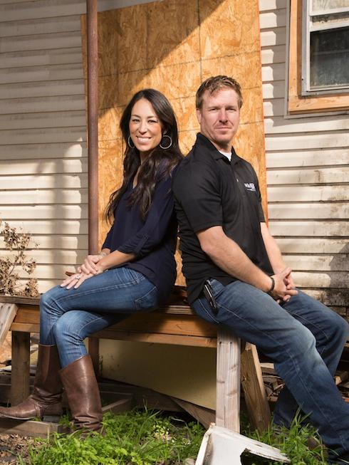 Fixer Upper Three
