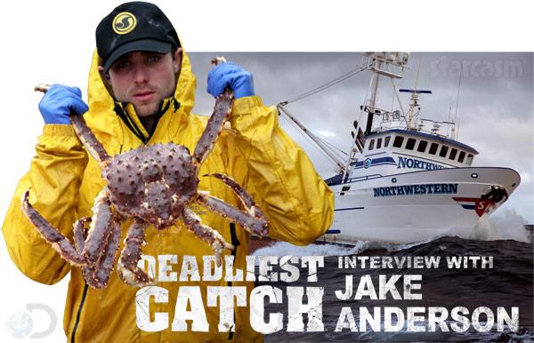 Deadliest Catch Jake Anderson interview