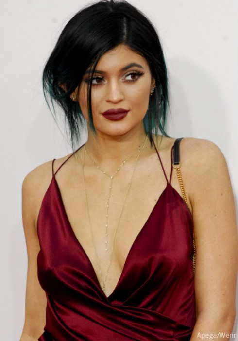 Kylie Jenner November 2014 Before