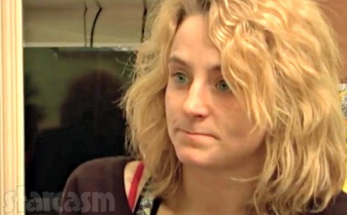 Leah Calvert Teen Mom 2 2015