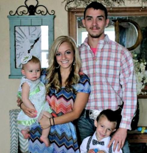 Mackenzie McKee and Josh McKee Family