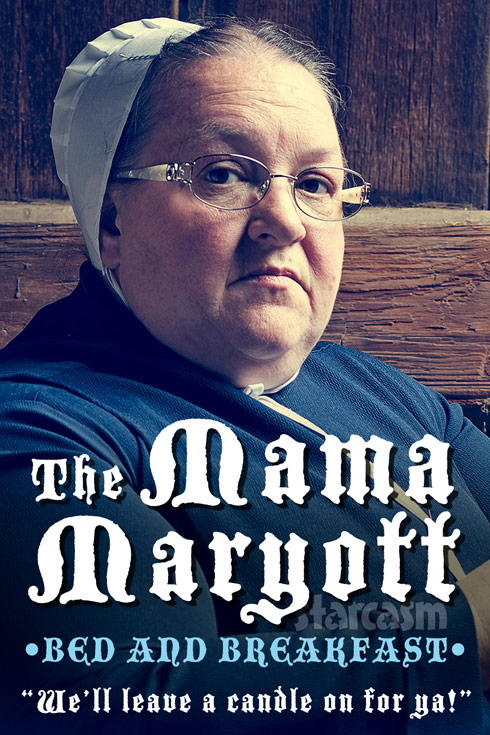 Return To Amish Mama Mary Schmucker bed and breakfast Mama Maryott