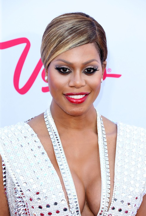 2015 Billboard Music Awards Featuring: Laverne Cox Where: Las Vegas, California, United States When: 17 May 2015 Credit: FayesVision/WENN.com