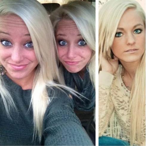 Twins with Mac