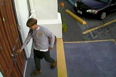 Suspected Charleston Church Shooter
