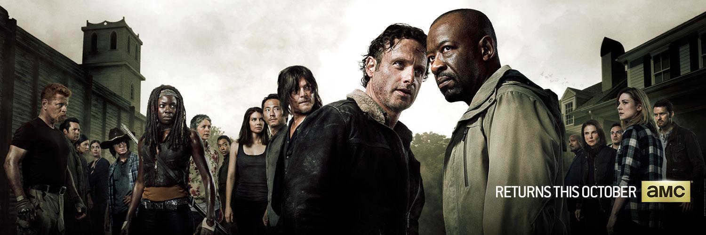The Walking Dead Season 6 cast photo