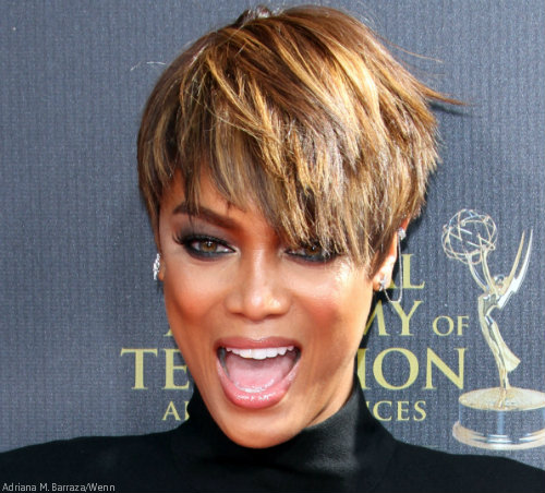 Tyra Banks Contact: PHOTO See Tyra Banks Without Makeup In Unfiltered Selfie
