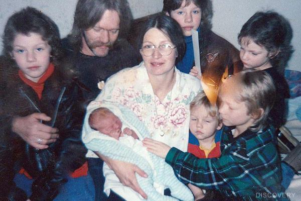 Alaskan Bush People Brown family throwback photo