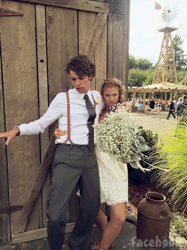 Lpbws tori patton and zach roloff wedding photos starcasm audrey and jeremy roloff at tori and zachs wedding junglespirit Choice Image