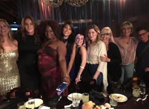 Caitlyn Jenner Trans Friends