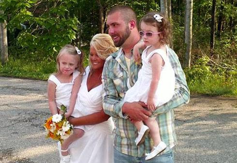Corey Simms wedding Miranda Patterson